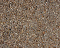 Concrete with gravel texture mottled background Royalty Free Stock Photography