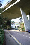 Concrete Highway Overpass Stock Photos