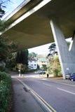Concrete Highway Overpass Stock Photos