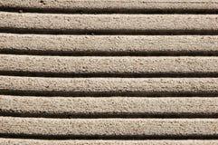 Concrete Lijnen royalty-vrije stock afbeelding
