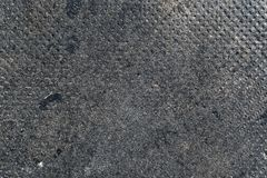 Concrete like bumpy floor texture photo close up. Useful as an image overlay or as a web background Royalty Free Stock Photo