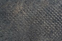 Concrete like texture photo with circular holes royalty free stock photo