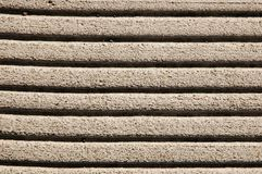 Concrete Lines Royalty Free Stock Image