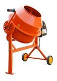 Concrete Mixer Stock Afbeelding