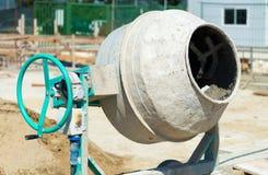 Free Concrete Mixer In Contruction Building Site Royalty Free Stock Photos - 87979998