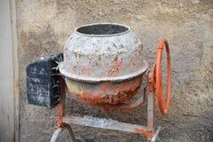 Concrete mixer. Stock Photography