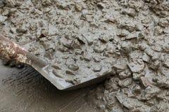Concrete mixture Stock Photography