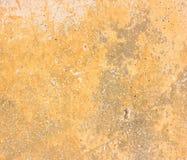 Concrete muur. Stock Foto
