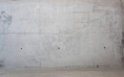 Concrete muur Stock Afbeelding
