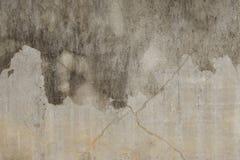 Concrete muur met stroken van Royalty-vrije Stock Fotografie