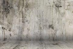 Concrete muurachtergrond Royalty-vrije Stock Fotografie