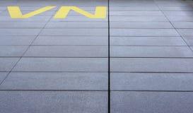 Concrete muurachtergrond Royalty-vrije Stock Afbeelding