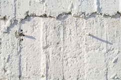 Concrete muurachtergrond Stock Fotografie