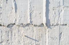 Concrete muurachtergrond Stock Afbeeldingen