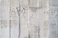 Concrete muurachtergrond Royalty-vrije Stock Foto's