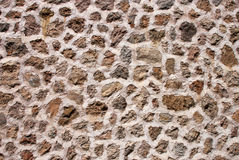 Concrete muurachtergrond - RUW formaat Royalty-vrije Stock Fotografie