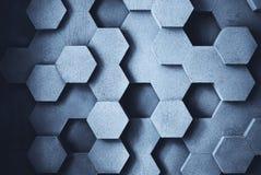 Concrete muurtextuur Stock Afbeelding