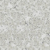 Concrete panels grey grunge texture, vector Royalty Free Stock Photography