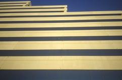 Concrete parking garage Royalty Free Stock Photo