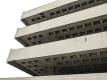 Concrete Parking Garage Structure Stock Photos