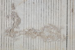 Concrete paved texture Royalty Free Stock Images