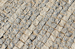 Concrete pavement Royalty Free Stock Image