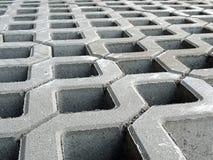 Concrete pavement Royalty Free Stock Image