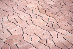 Concrete pavement texture or background. Royalty Free Stock Photography