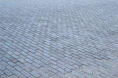 Concrete paving - perspective - 5119 Royalty Free Stock Photography