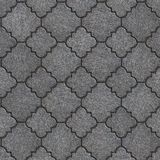 Concrete Paving Slabs. Seamless Tileable Texture. Royalty Free Stock Photos