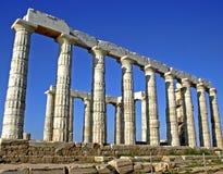 Concrete Pillars during Daytime Royalty Free Stock Photo