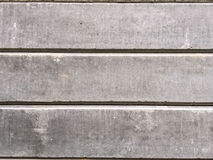 Concrete planks texture. Concrete planks showing grain and texture Stock Photo