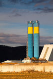 Concrete plant Royalty Free Stock Photos
