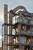 Concrete plant details Stock Photos