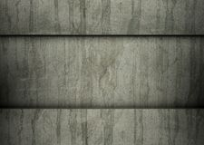 Concrete and plaster template background Royalty Free Stock Photos