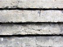 Concrete platen Stock Foto