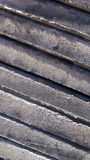 Concrete plates stack Royalty Free Stock Image