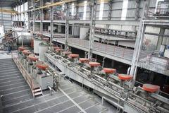 Concrete production Stock Photography