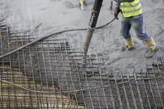 Concrete_pump стоковые изображения rf
