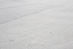 Concrete road Royalty Free Stock Images