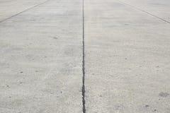 Concrete road Stock Images