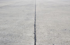 Concrete road Stock Photo