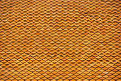 Concrete roof tile Royalty Free Stock Photography