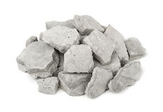Concrete rubble Royalty Free Stock Photography