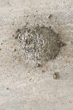 Concrete Screed on the floor. Royalty Free Stock Photos