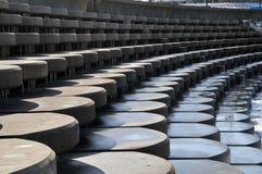 Concrete sea defences Stock Photography