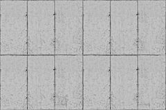 Concrete seamless texture. Huge concrete seamless texture 3d illustration royalty free illustration