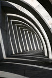 Concrete Shadow Royalty Free Stock Photos