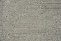 Concrete Sidewalk Background Royalty Free Stock Image