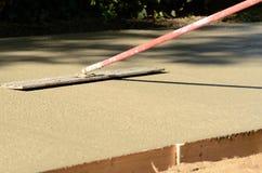 Concrete Sidewalk Royalty Free Stock Image